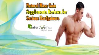 Natural Mass Gain Supplements Reviews For Serious Hardgainers