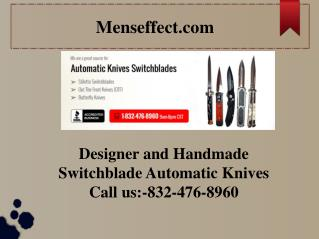 Quality Automatic Switchblade Knives for Sale