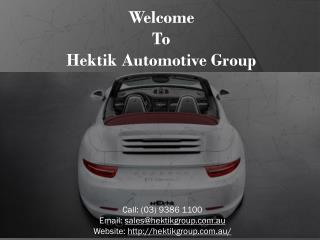 Buy High Quality Automotive Accessories in Melbourne, Australia