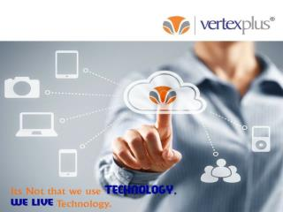 VertexPlus fastest growing software company