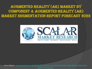 Augmented Reality (AR) Market Report