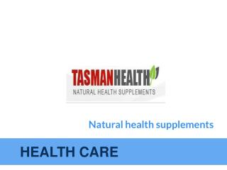 tasmanhealth.co.nz | Nature's Way Chromium Picolinate
