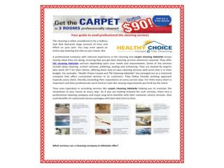 Get best carpet,tile,slate,builders,end of lease cleaning Adelaide