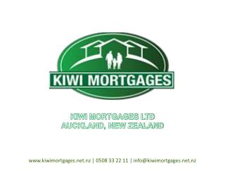 Mortgage broker in Auckland - Kiwi Mortgages NZ