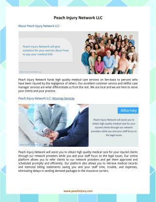 PeachInjury Network LLC