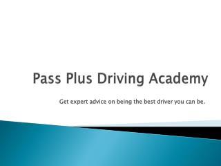 PassPlus Training Academy