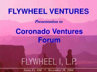 FLYWHEEL VENTURES