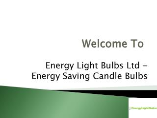 Buy Mr16 Halogen Bulbs at Energy Light Bulbs Ltd