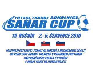 19. ROCN K     2.- 5. CERVENCE 2010