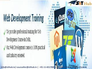 Web Development training course Institute in dwarka, Uttam Nagar, Janakpuri, Najafgarh, Delhi