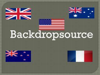 Backdropsource