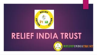 Relief india trust(everything)