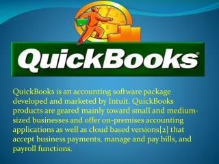 Quickbooks customer service phone number  1-877-268-9299