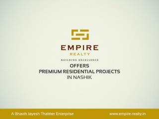 Premium Apartments in Nashik