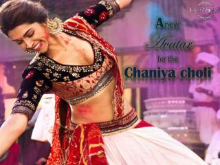 A New Avatar For Chaniya Choli