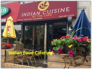 Indian Food Catering