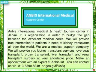 Professional Kidney Transplantation