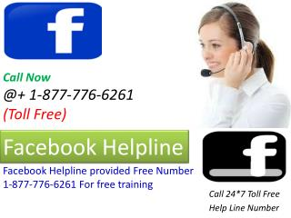 Get Login on Facebook | press 1-877-776-6261  free for Facebook helpline