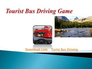 Tourist Bus Driving-2016 Best Award Wining Game