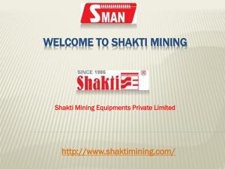 Introduction of Sand Making Machine - Shakti Mining