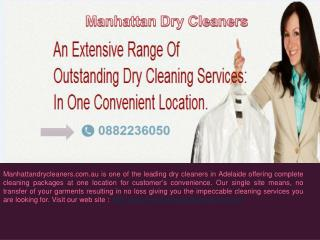 Book quality curtain dry cleaners at Manhattandrycleaners.com.au