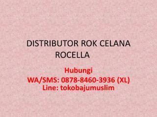 0878-8460-3936 (XL),  rok celana panjang, rok celana panjang, rok celana, rok celana rosella,