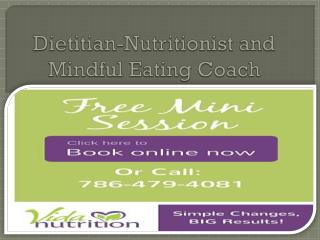 nutritionist in miami