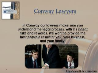 Conway Lawyers