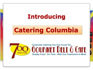 southdeli-Catering Columbia