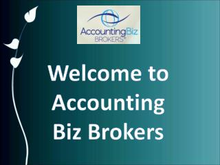 Selling Accounting Firm