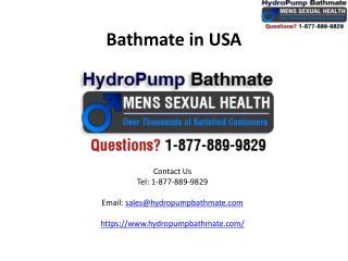 bathmate in USA