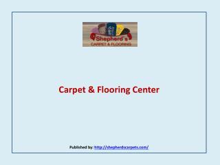 Shepherds Carpet & Flooring