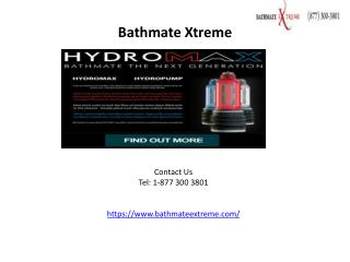 Bathmate Xtreme usa