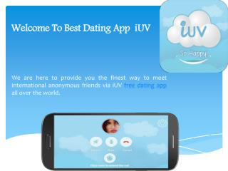 Find love with best dating app