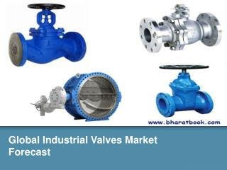 Global Industrial Valves Market Forecast