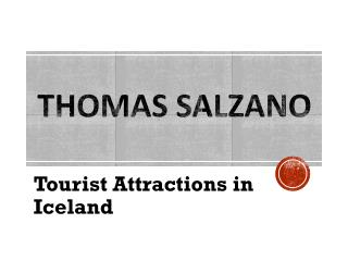 Thomas Salzano - Tourist Attractions in Iceland