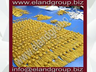 Doctoral Tam Gold Tassel Supplier