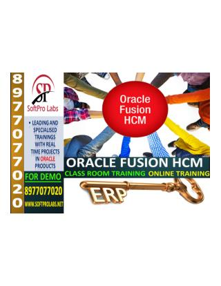Oracle Fusion HCM onlineTraining,Oracle Fusion HCM training