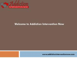 Types of Intervention Services