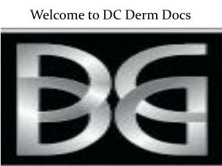 Welcome to DC Derm Docs
