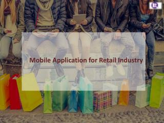 Why Retail Industry Needs a Mobile App