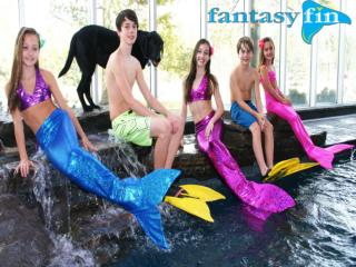 Huge discounts on Swimmable mermaid tails Canada