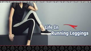 Being Stylish And Cool With Running Leggings