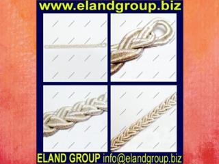 Military Twisted Rope Cap Cord
