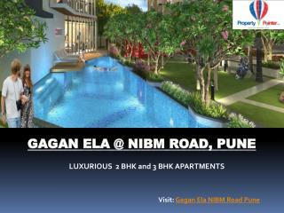 Gagan Ela NIBM Road Pune