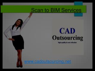 Scan to BIM Services