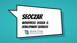 eCommerce Website Design - with all IT services - seoczar.com
