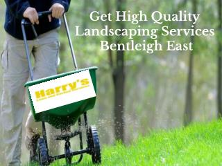 Get High Quality Landscaping Services Bentleigh East
