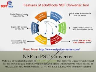 NSF Converter Tool