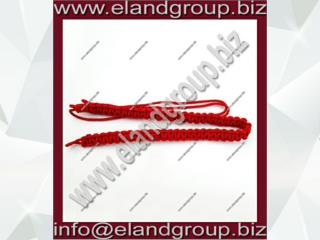 Military Red Pistol Lanyard